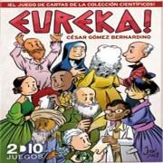 Eureka! un juego de cartas que tiene mucho que enseñar