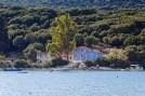 Kefalonia, house on the bay