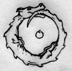 circle dragon