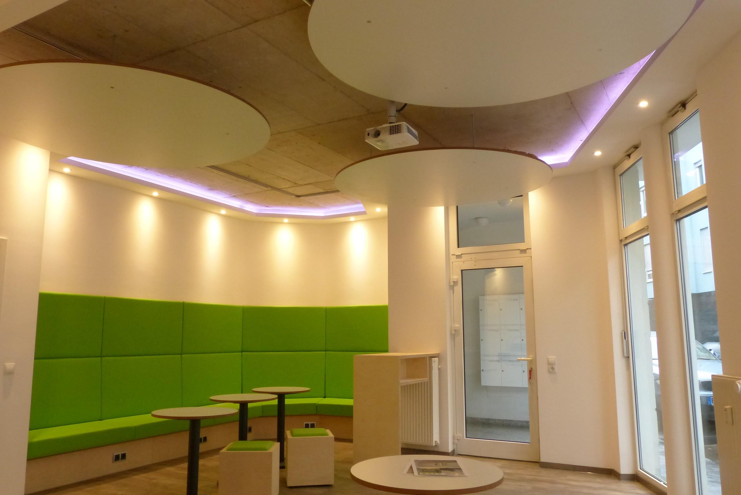 Planung Und Installation Von Kreativer Beleuchtung