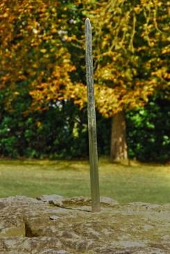 Leo Copers - zwaard in rots III