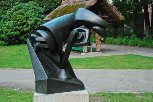 Raymond Duchamp-Villon-Het grote paard