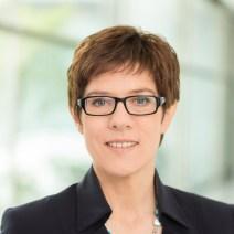 Annegret Kramp-Karrenbauer, Ministerpräsidentin des Saarlandes