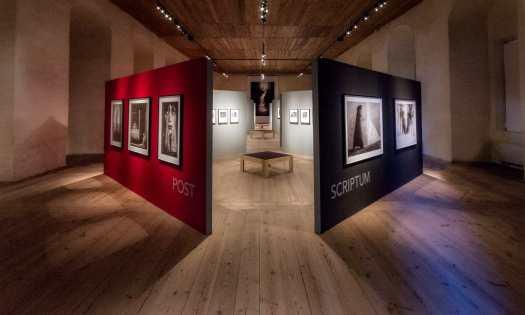 En fotouställning djupt inne i Kalmar Slott