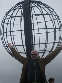 Ich halte die Welt !