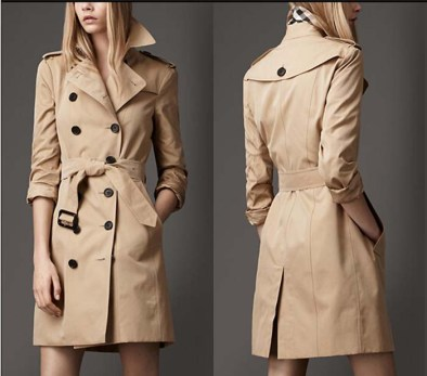 HOT-Sale-Classic-Women-Fashion-British-Long-Style-England-Trench-Coat-Brand-Double-Breasted-Slim-Belted