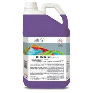 Alluminum – Limpa Alumínio – Galão de 5 litros – Elfen