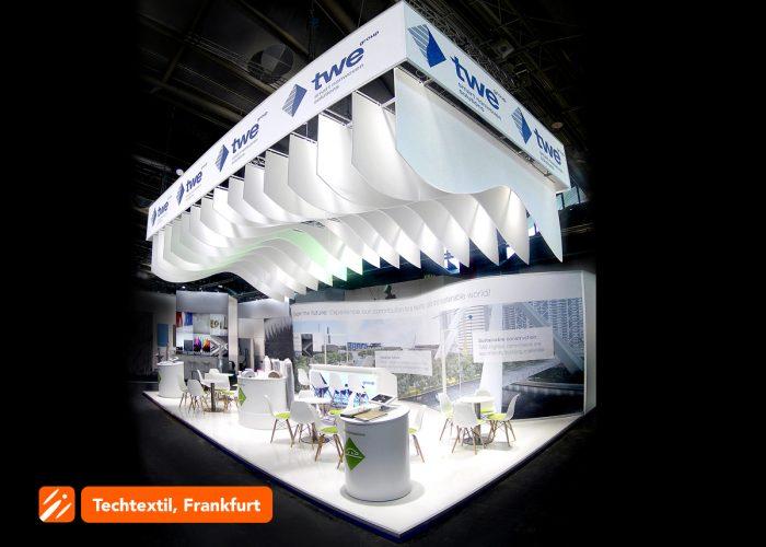Messebau-TWE-Techtextil-Frankfurt