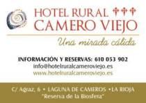 Hotel rural de laguna