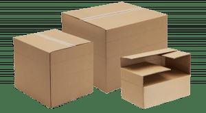 Cajas de Cartón LUFEX