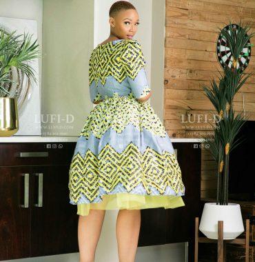 Lebona Dress