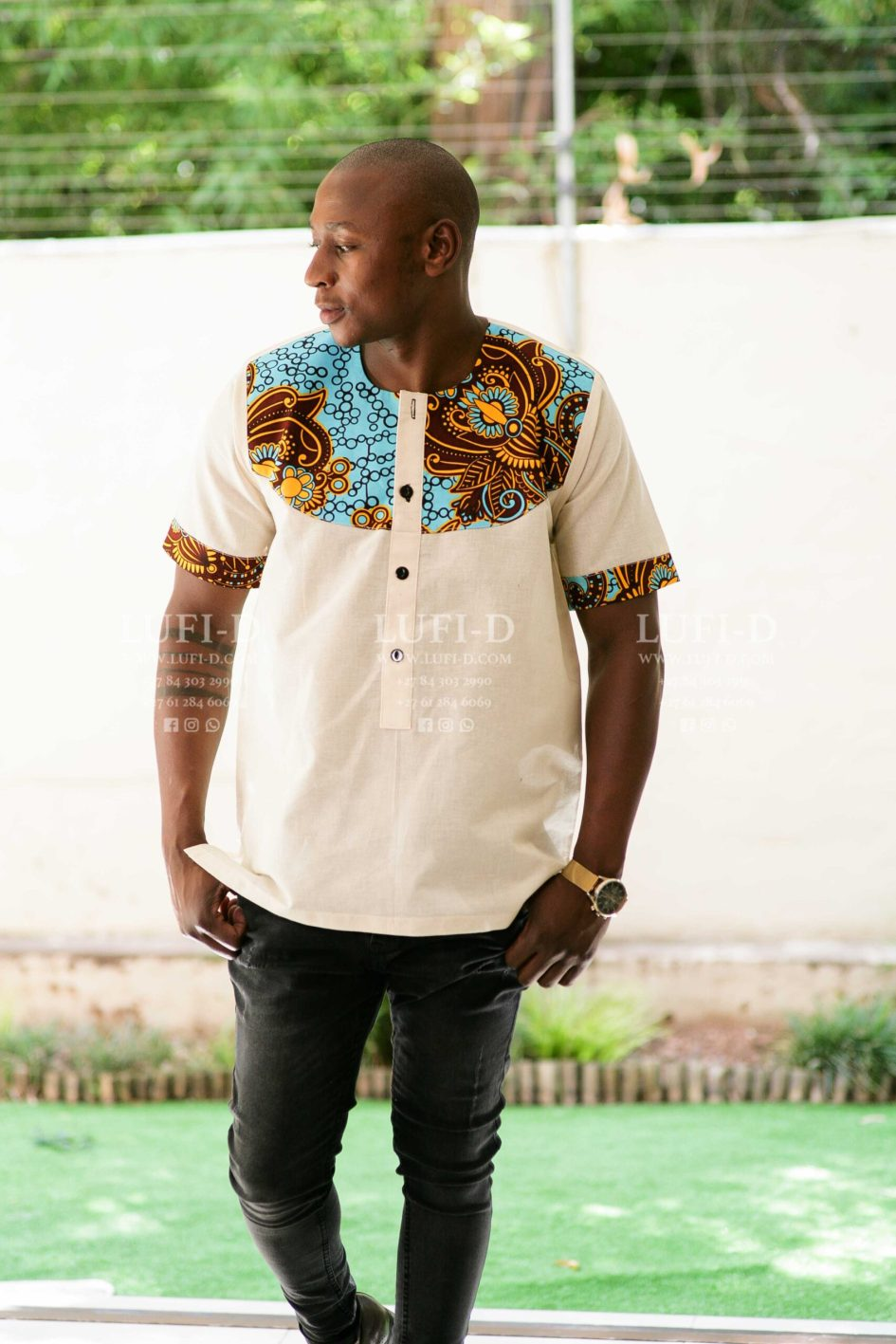 Thato Shirt