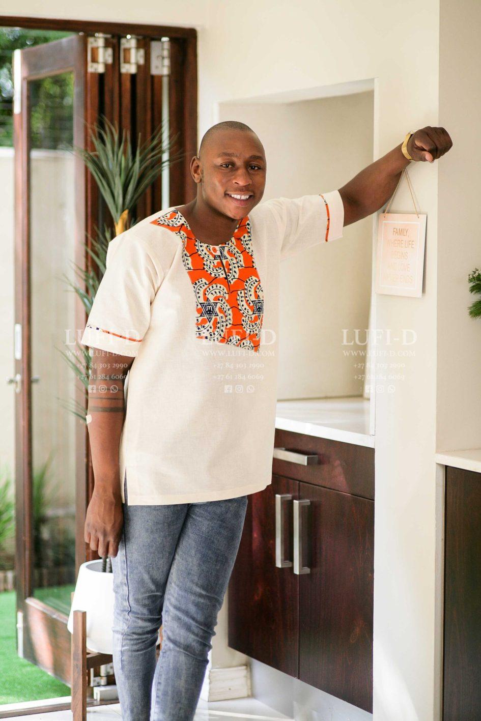Kwame Shirt