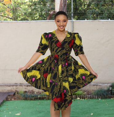 Lizeka Dress
