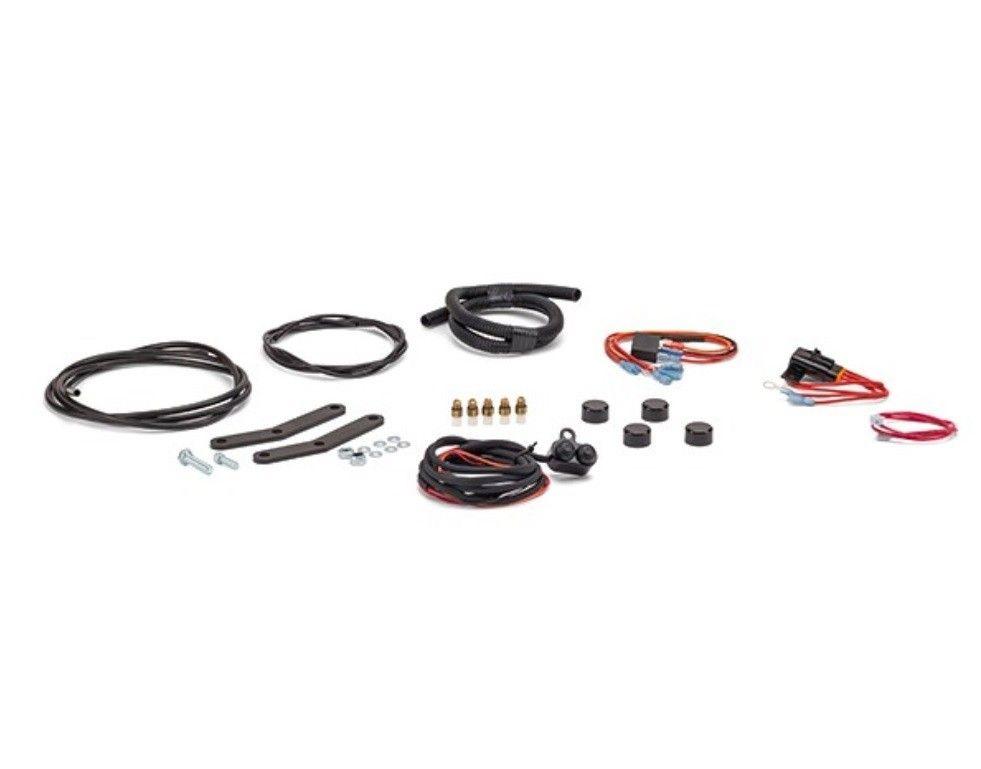 Luftfjädringssystem Arnott MC-2908 (BLACK) Harley Davidson
