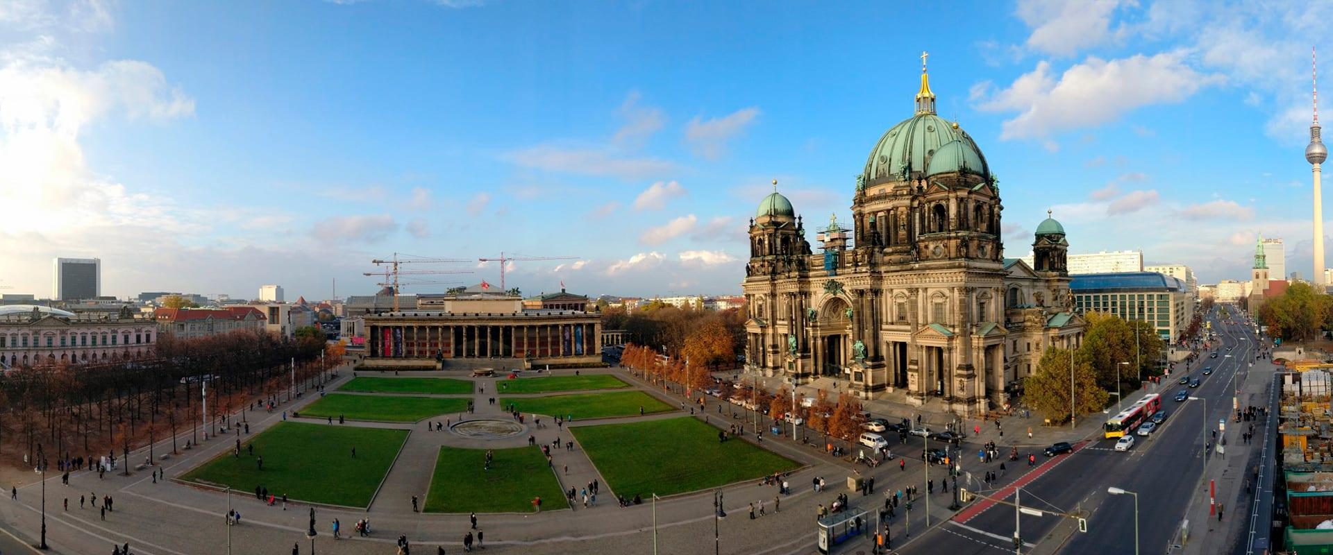 Museumsinsel – A famosa Ilha dos Museus de Berlim
