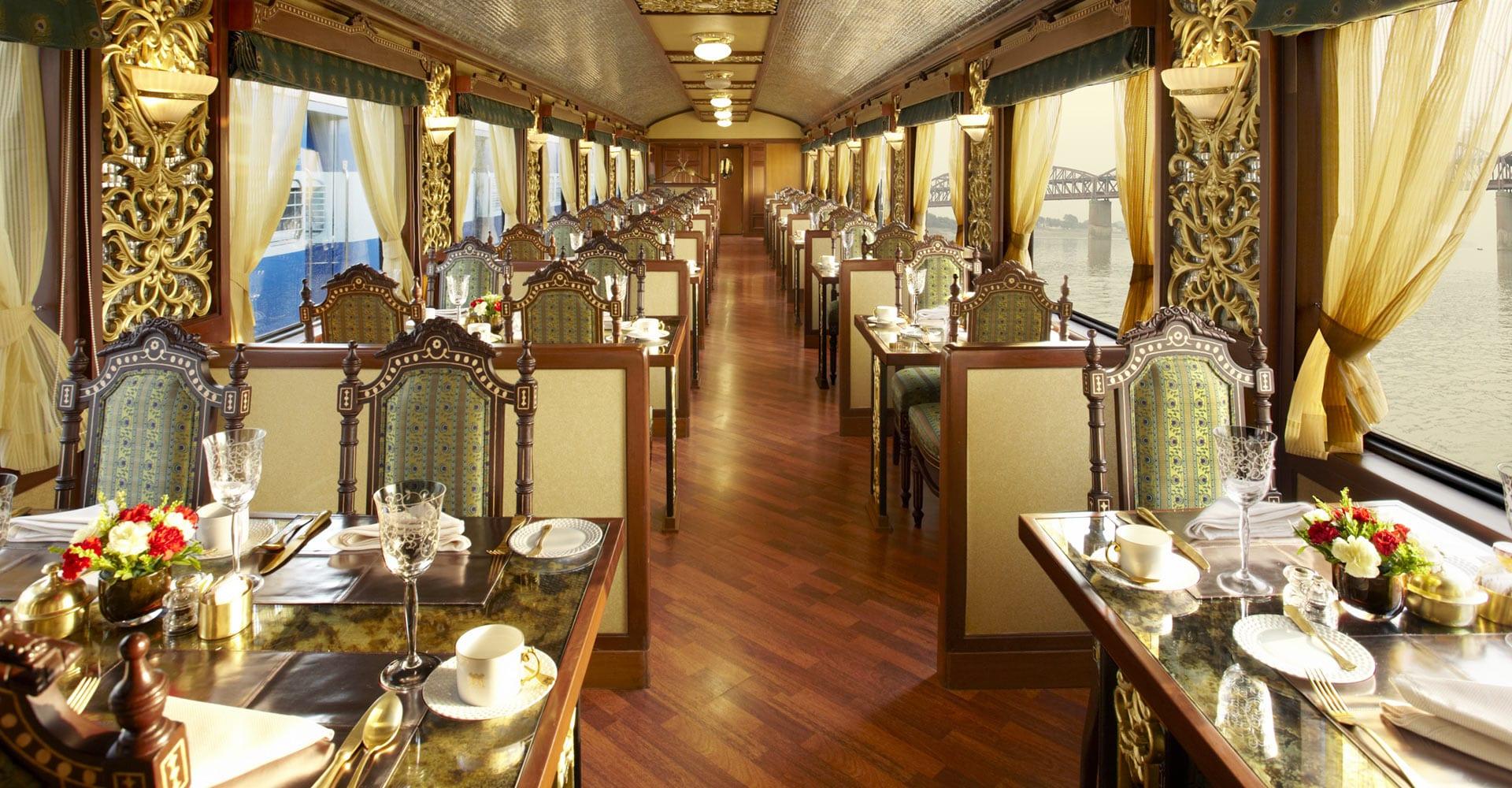 Trem de Luxo pelo Mundo