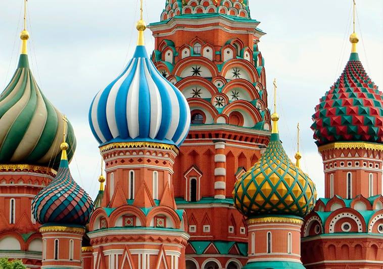 9 motivos para conhecer a Rússia