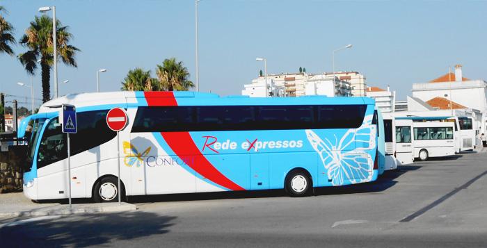 Ônibus de Barcelona a Paris