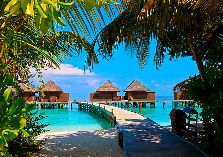 Maldivas: um destino que proporciona férias incríveis