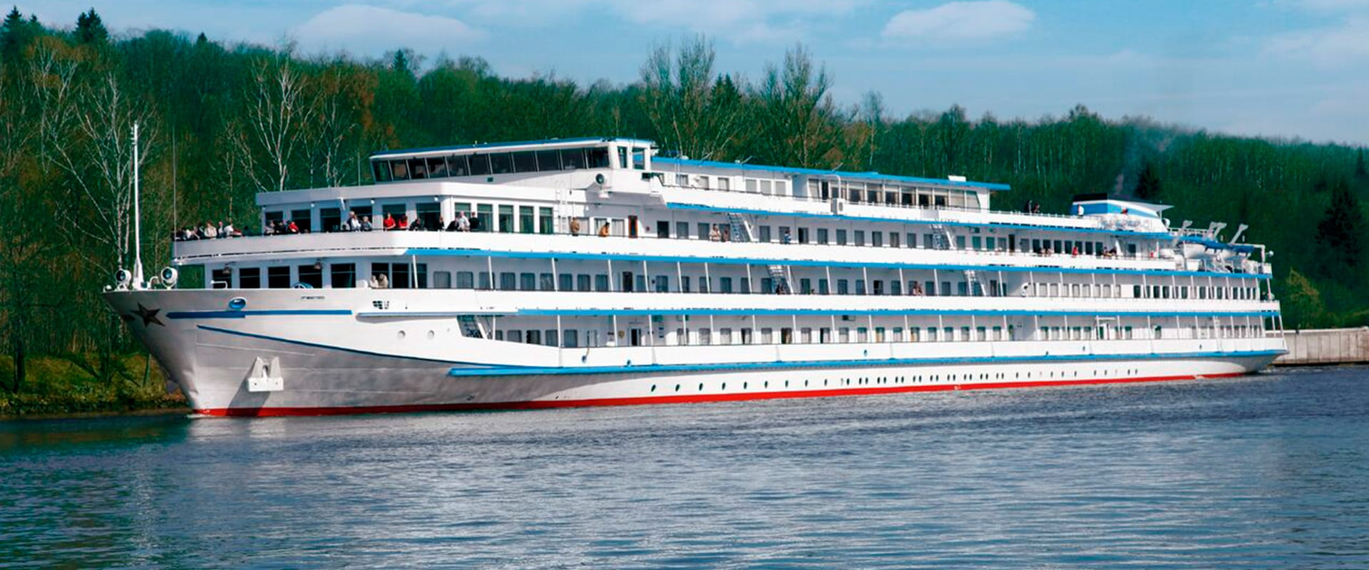 CRUZEIRO IMPERIAL RIVER CRUISES MOSCOU – SÃO PETERSBURGO A BORDO DO NS RACHMANINOFF