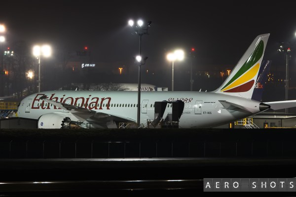 Ethiopian Airlines Cargo Logo - Year of Clean Water