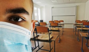 Masken schützen wirksam vor einer Ansteckung mit dem Corona-Virus