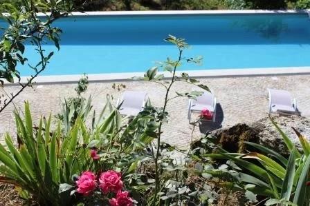 piscina e terraço