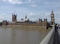Big Ben y Westminster Palace - Londres