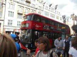 Los Buses en Londres
