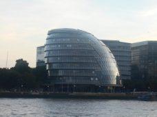 London City Hall - El Ayuntamiento de Londres