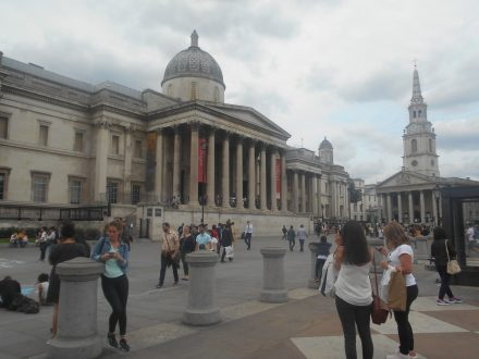The National Gallery - Londres