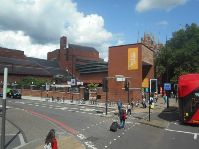 British Library - Londres