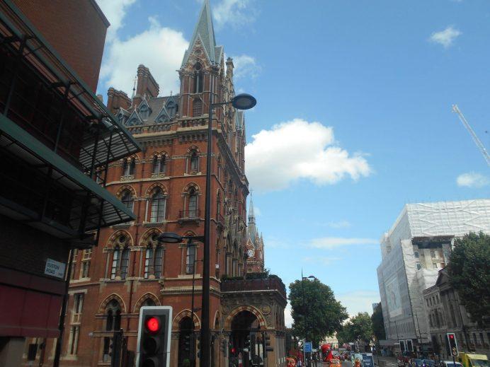 St. Pancras International Station - Londres