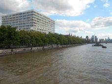 Paseo por el Río Támesis