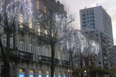 Iluminación de navidad en Montero Ríos. Alumbrado Navidad Vigo 2019Iluminación de navidad en Montero Ríos. Alumbrado Navidad Vigo 2019