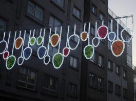 Alumbrado de Navidad Pontevedra 2019 Paseando por la ciudad