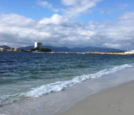 Vídeo: Paseo por la Playa de Canido - Vigo. Relájate en 4K