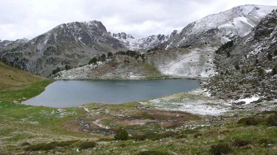 andorra montañas y naturaleza
