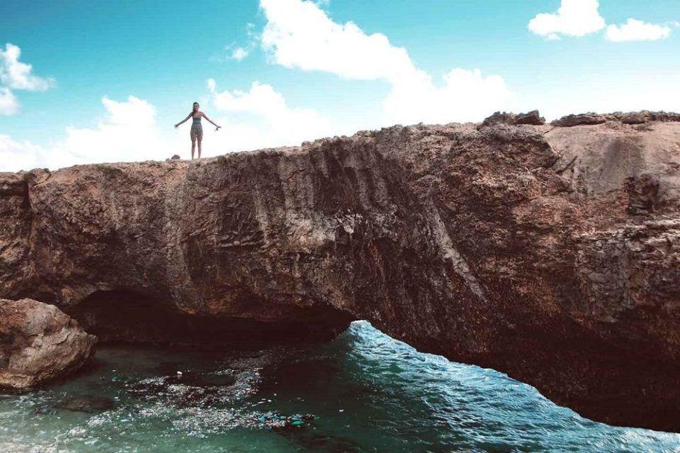 cueva fontein en aruba