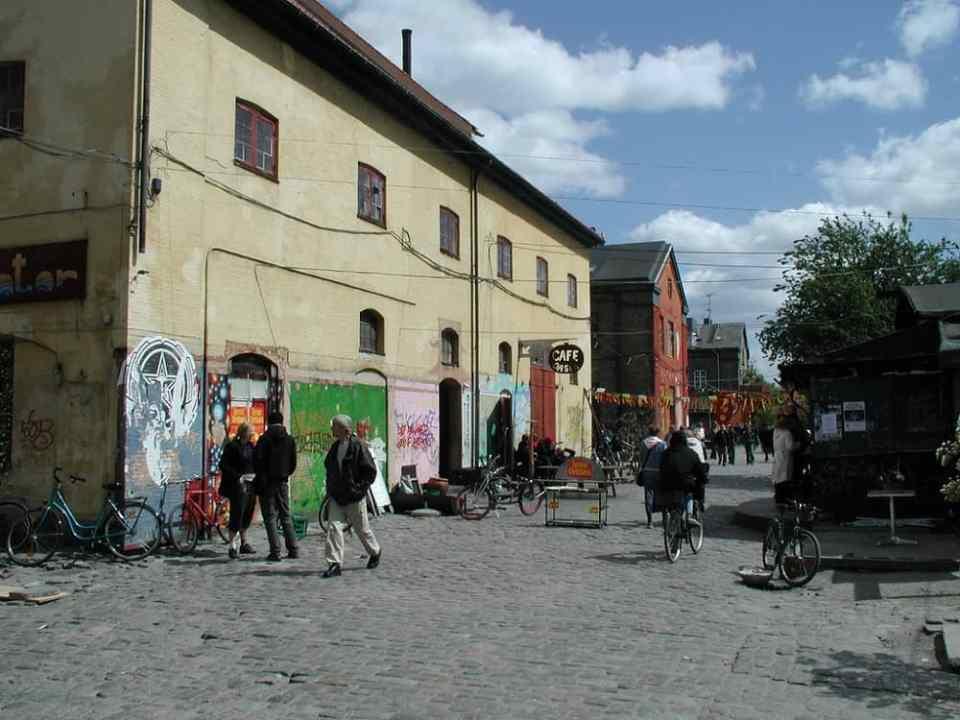 barrio christiano Copenhague