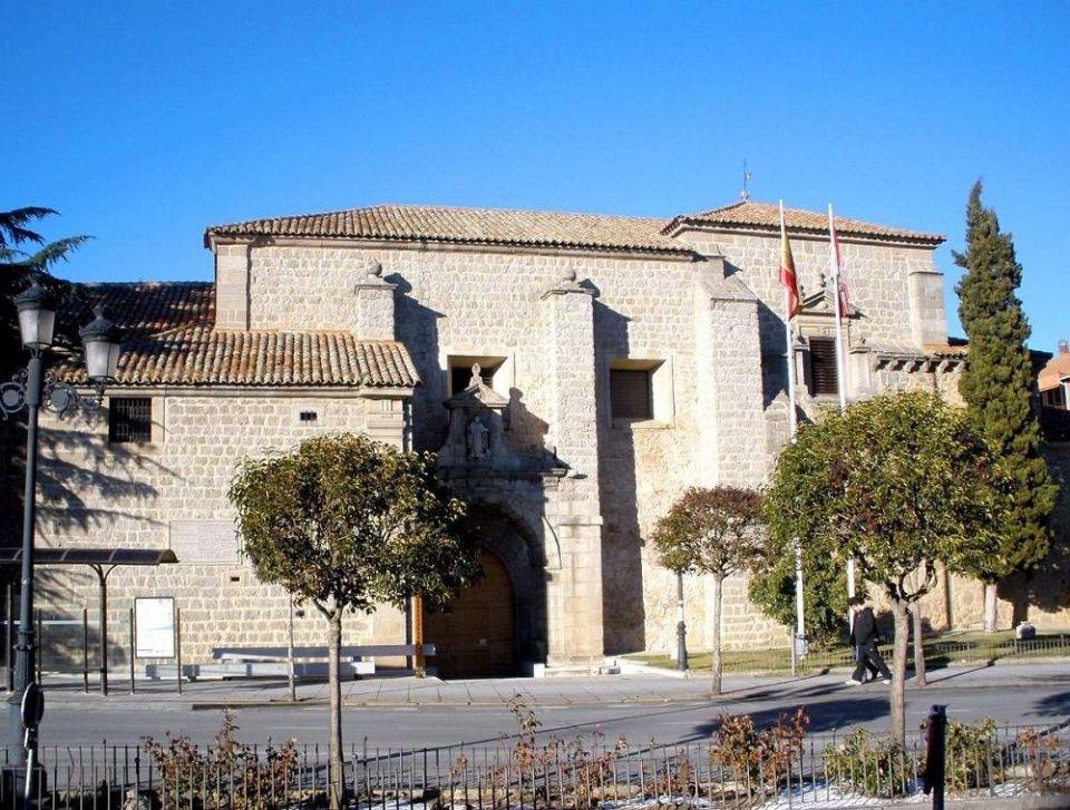 Real Monasterio de Santa Ana