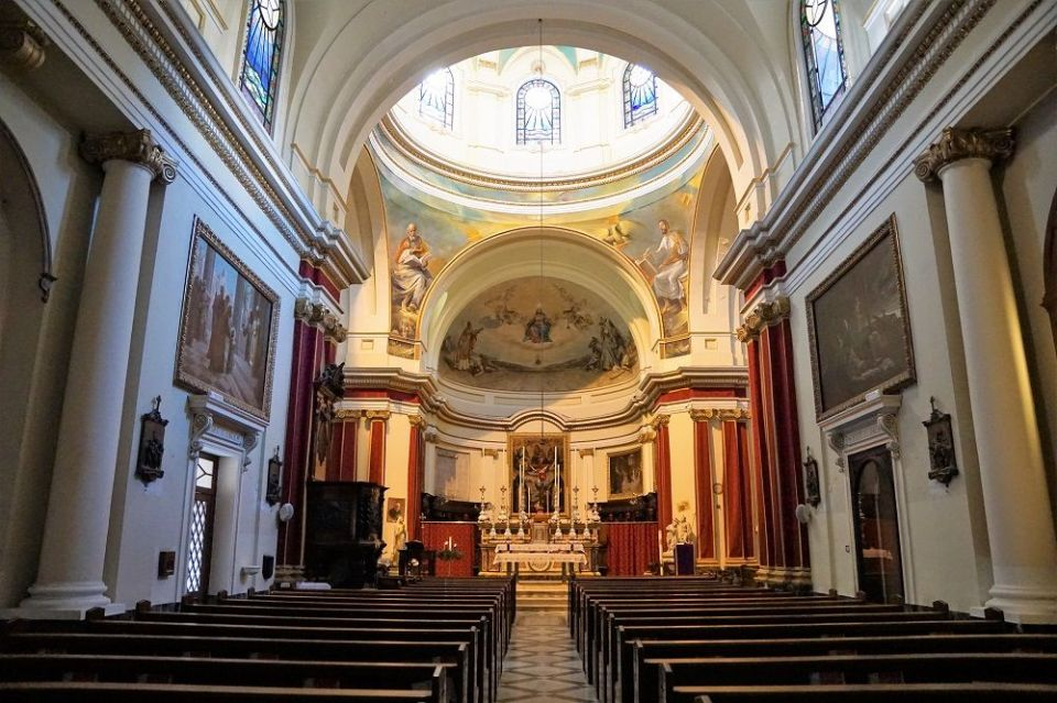 Iglesia Malta