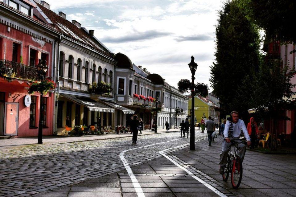 Kaunas en Lituania