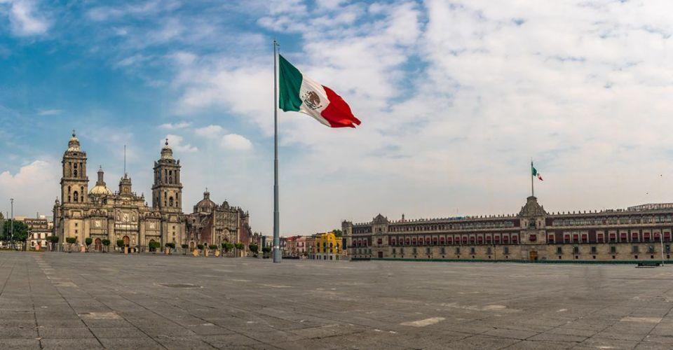 el centro histórico de la ciudad de los palacios