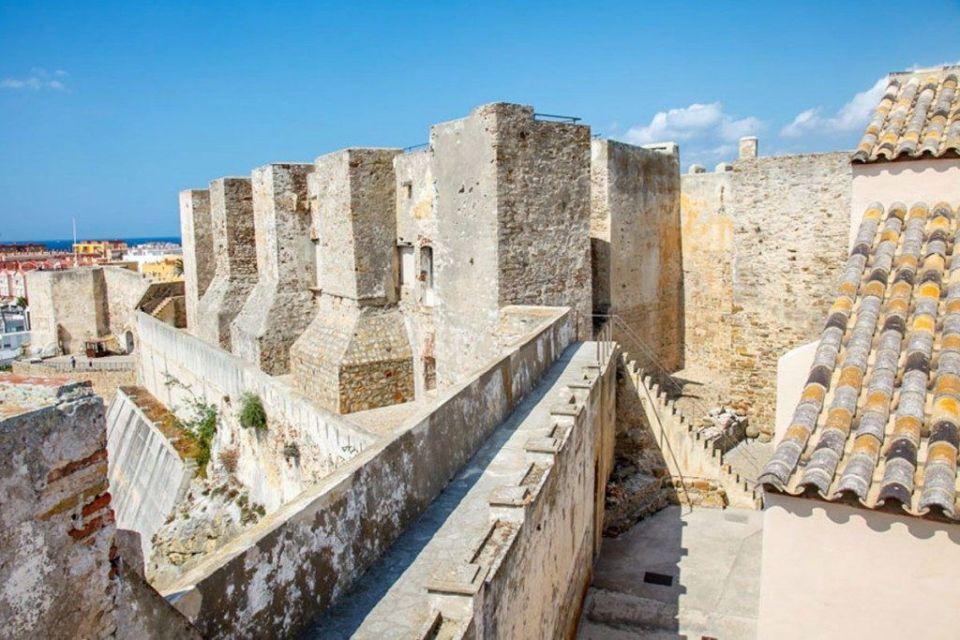 Castillo de Guzmán el bueno en Tarifa