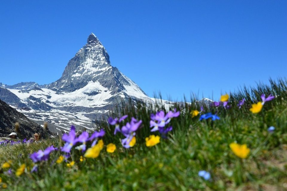El monte Matterhorn