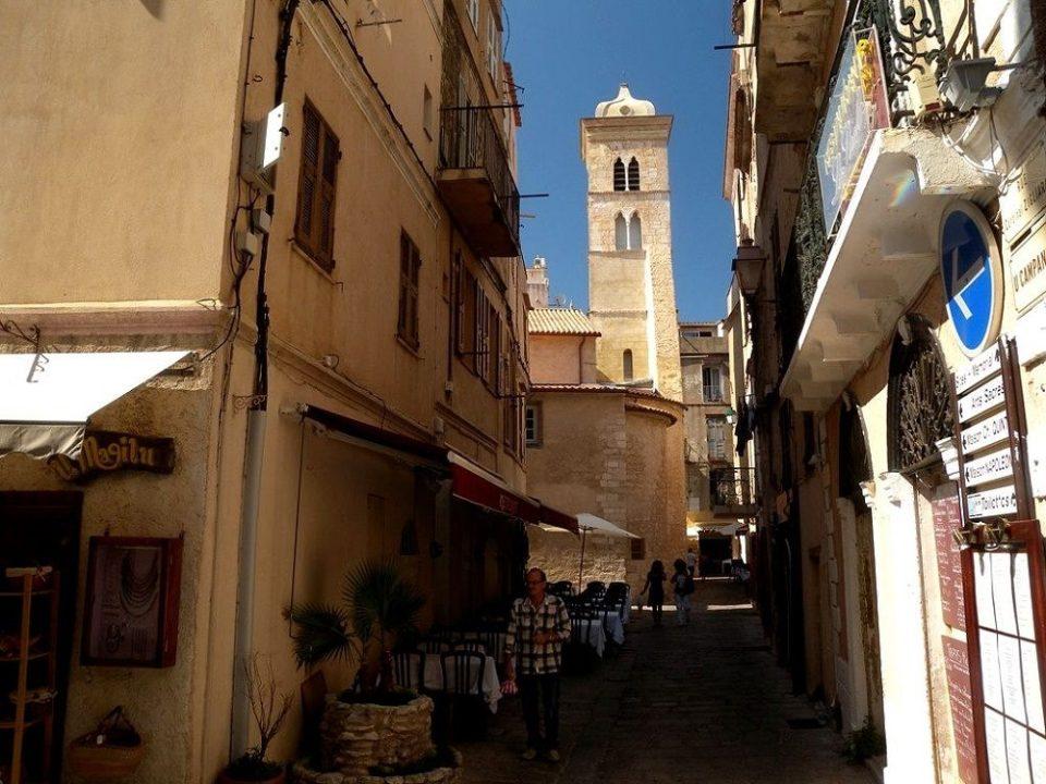 ciudadela y el casco antiguo