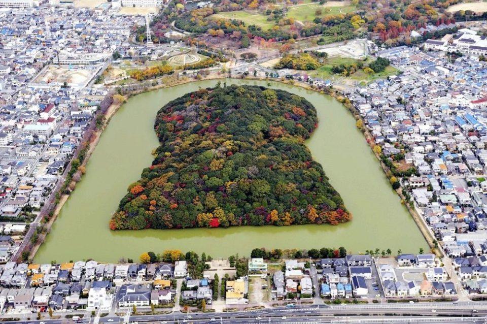 Grupo de Kofun de Mozu, Japón