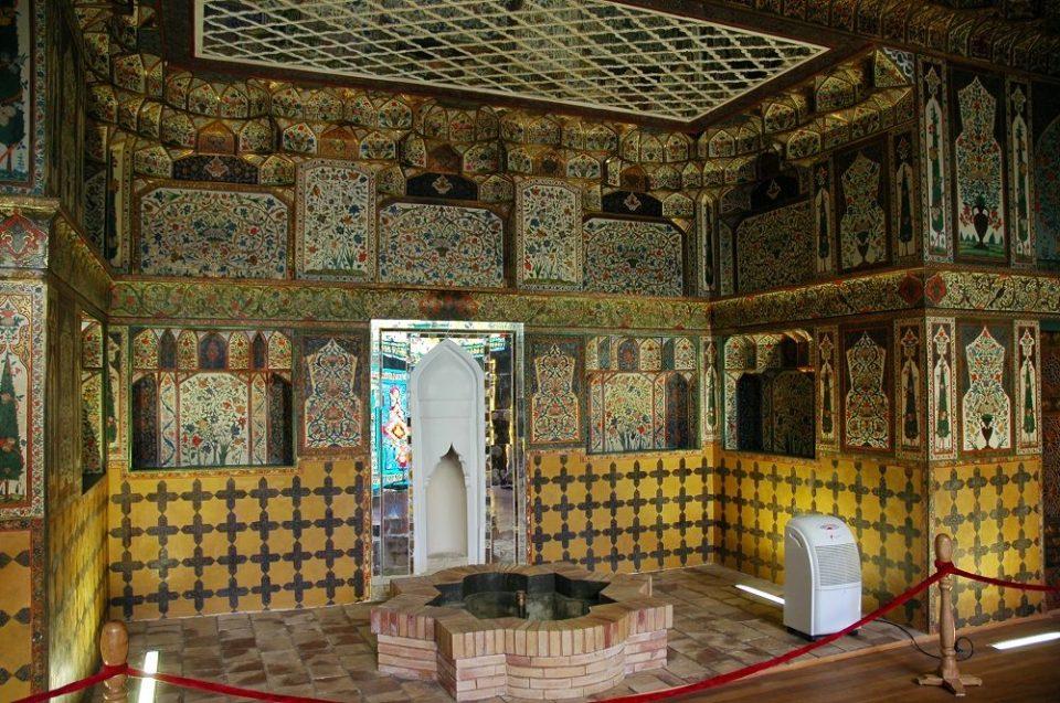 Centro histórico de Sheki y el Palacio de Khan, Azerbaijan